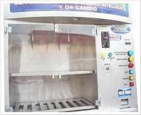 maquina vending de agua purificada