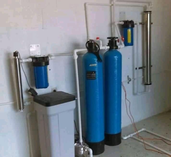 máquina vending purificadora de agua