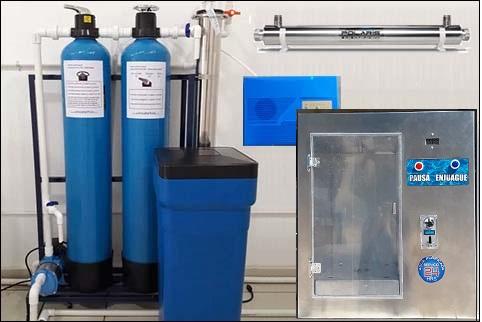 purificadora de agua las 24 horas